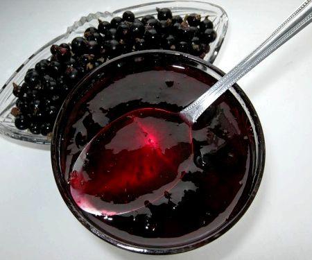 Мармелад из черной смородины рецепт на зиму