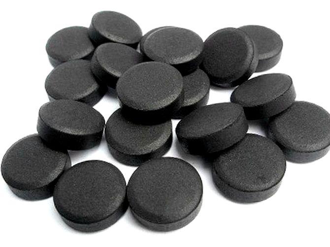 Маска от черных точек с активированным углем в домашних условиях рецепт