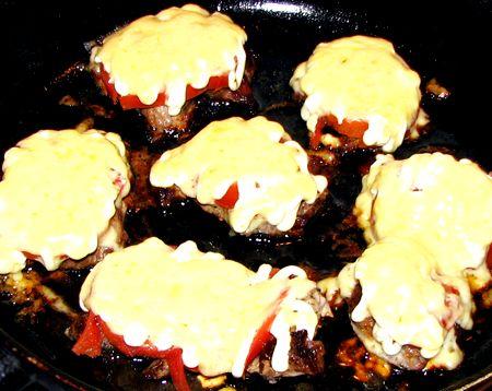 Мясо по-французски на сковороде рецепт