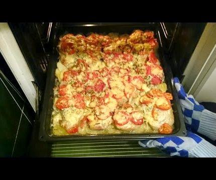 Мясо по-французски в духовке рецепт пошагово с фото