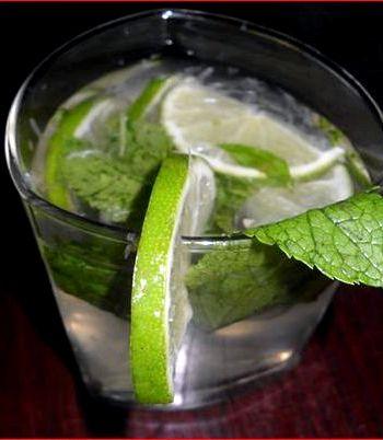 Мохито в домашних условиях рецепт с водкой