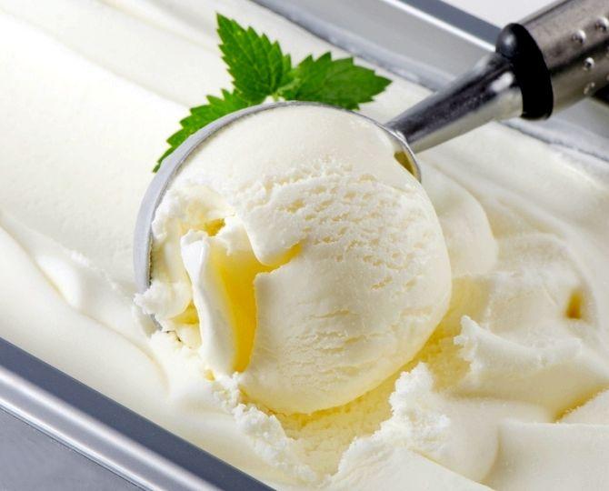 Мороженое на молоке в домашних условиях пошаговый рецепт с фото