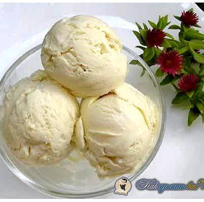 Мороженое сливочное в домашних условиях рецепт