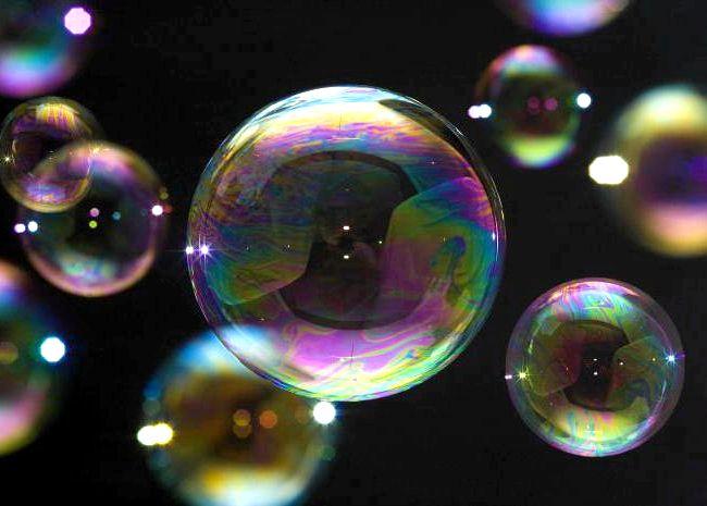 Мыльные пузыри в домашних условиях рецепт без глицерина
