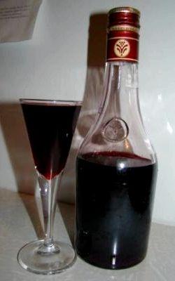 Настойка на водке на черной смородине рецепт