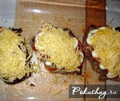 Отбивные из говядины рецепт с фото в духовке