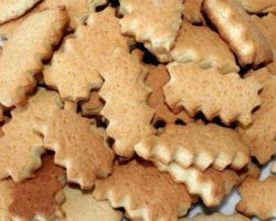 Печенье на рассоле огуречном рецепт