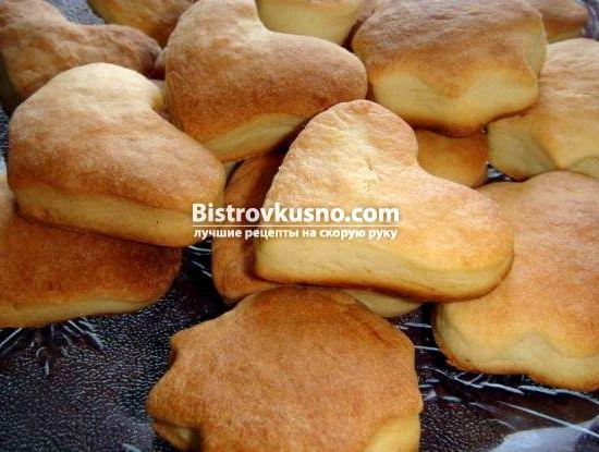 Печенье на скорую руку в духовке рецепт