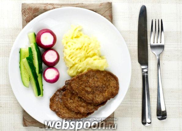 Печеночные котлеты рецепт из куриной печени с фото пошагово