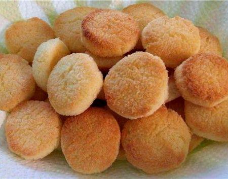 Песочные печенья рецепт с фото в домашних условиях