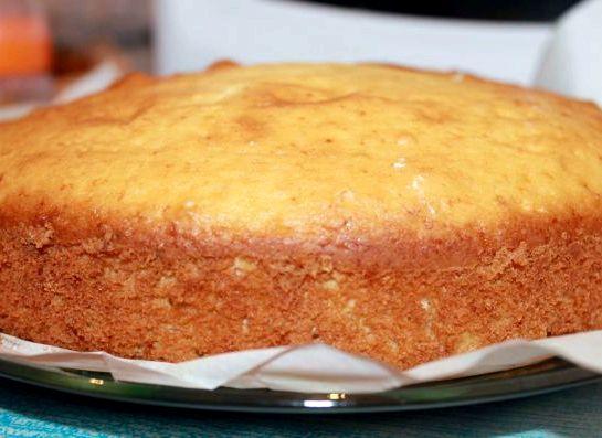 Пирог на кислом молоке рецепт с фото