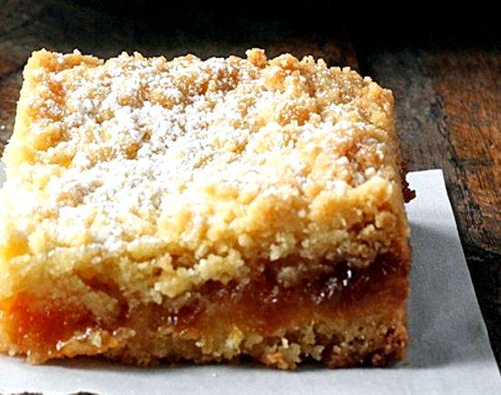 Пирог с повидлом рецепт с фото пошагово