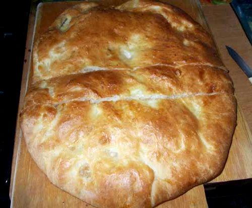 Пирог с рыбой и капустой рецепт с фото пошагово в духовке