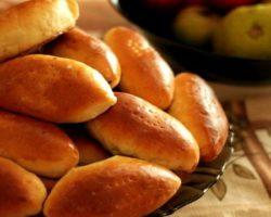 Пирожки на кефире без дрожжей как пух рецепт