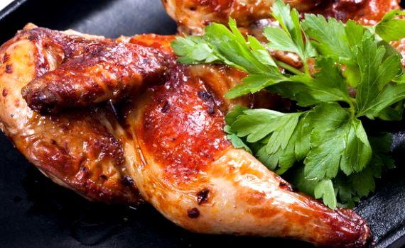 Рецепт цыпленок табака в духовке с фото