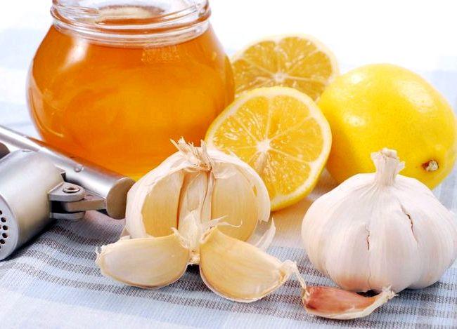 Рецепт для чистки сосудов чеснок лимон и мед