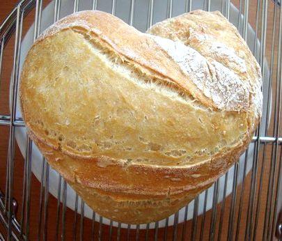 Рецепт домашнего хлеба на сухих дрожжах в духовке