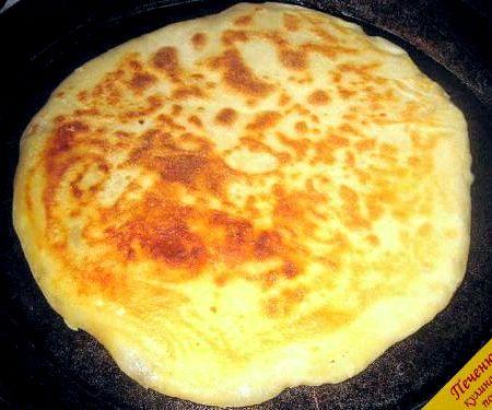 Рецепт хачапури с сыром по-грузински с фото