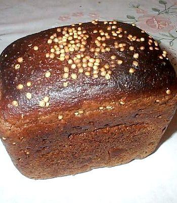 Рецепт хлеба бородинского в духовке в домашних условиях