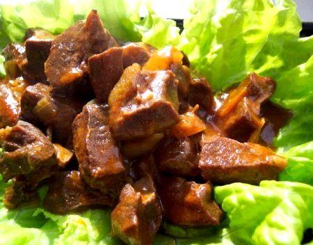 Рецепт из говяжьего сердца рецепт с фото очень вкусный