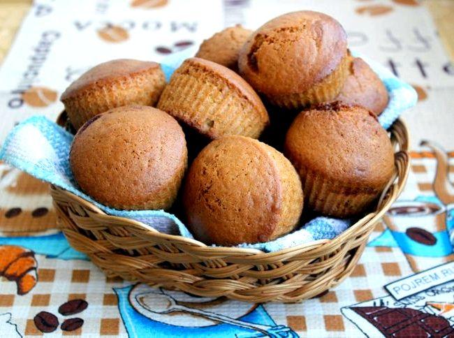 Рецепт кексов шоколадных в силиконовых формочках