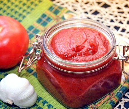 Рецепт кетчупа в домашних условиях из помидоров на зиму
