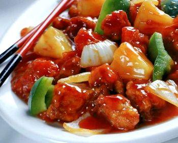 Рецепт курица в кисло-сладком соусе по китайски