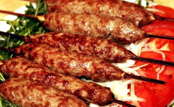 Рецепт люля-кебаб в домашних условиях с фото