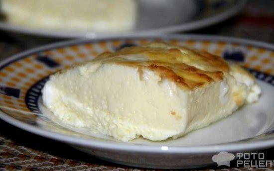 Фото рецепт омлета духовке