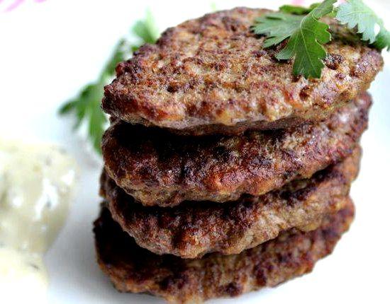 Рецепт печеночные оладьи из свиной печени
