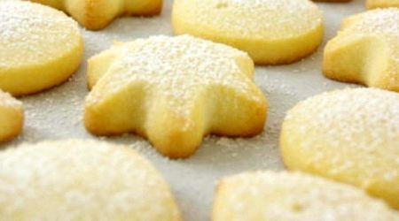 Рецепт песочного печенья фото рецепт