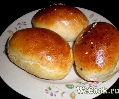 Рецепт пирожков с картошкой в духовке