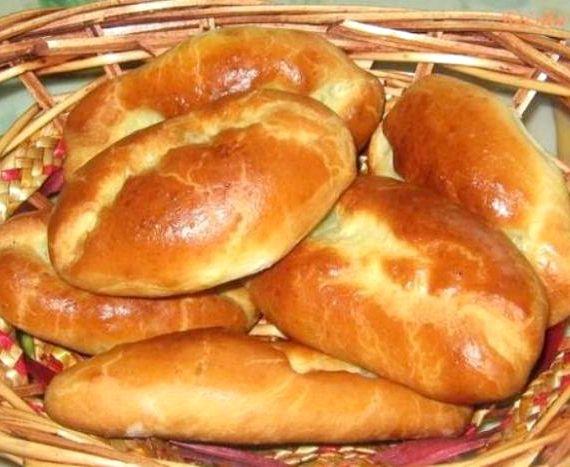 Рецепт пирожков в духовке с картошкой