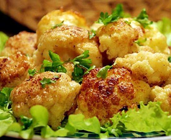 Рецепт приготовления цветной капусты в кляре