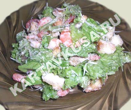 Рецепт с креветками рецепт с фото пошагово
