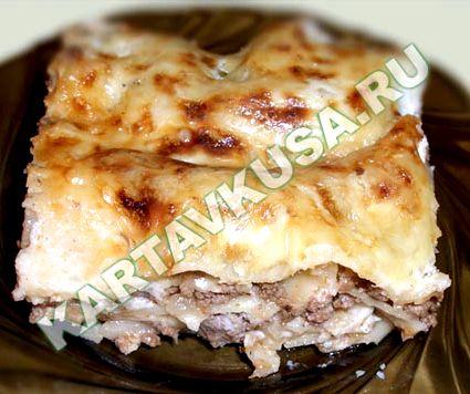 Рецепт с куриным фаршем в духовке рецепт с фото