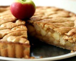 Рецепт шарлотки классический с яблоками