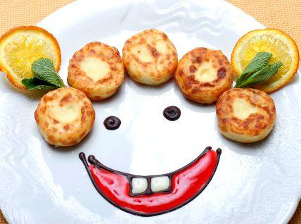 Рецепт сырники из творога с манкой с фото