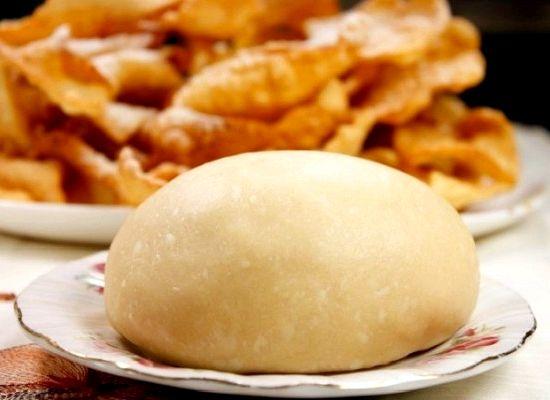 Рецепт тесто для чебуреков вкусное хрустящее