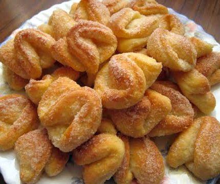 Рецепт творожного печенья рецепт с фото