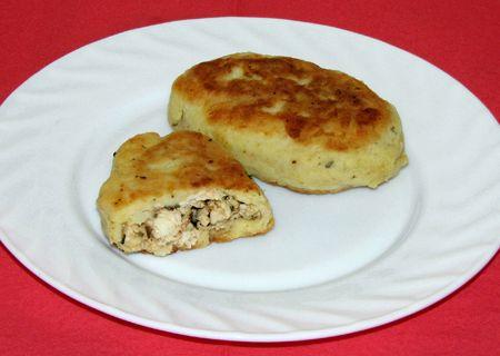 Рецепт зразы картофельные с фаршем с фото