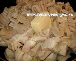 Рубец говяжий рецепт приготовления с фото