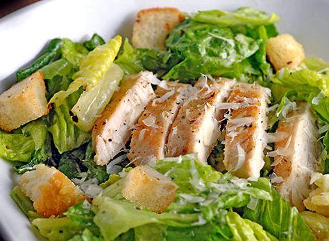 Салат цезарь рецепт классический рецепт