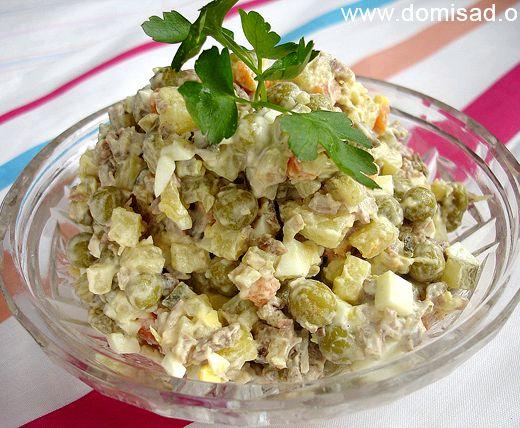 Салат мясной классический рецепт с говядиной
