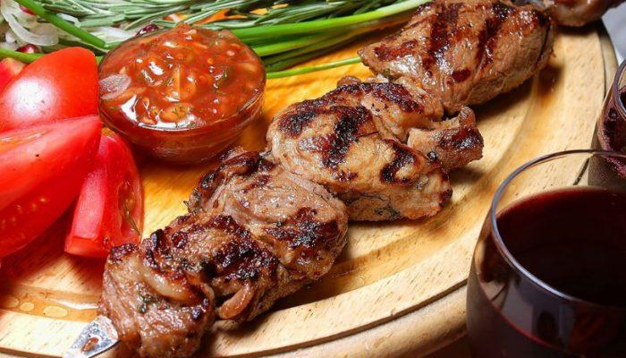 Классический рецепт шашлык из свинины