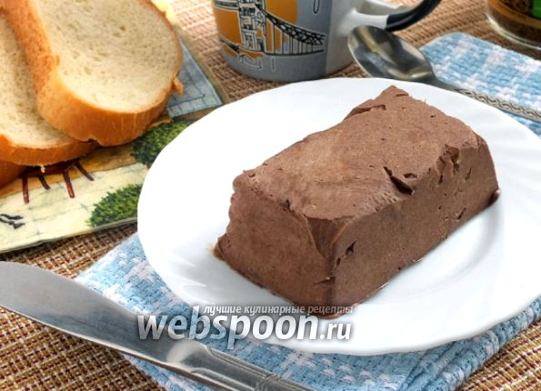 Шоколадное масло в домашних условиях рецепт с фото