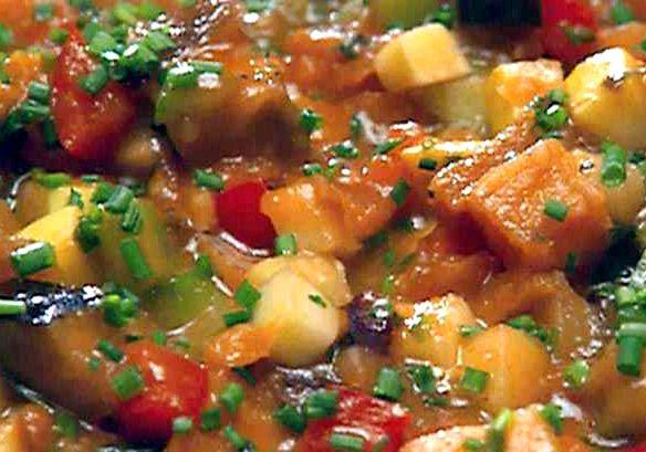 Соус из свинины с картошкой рецепт с фото