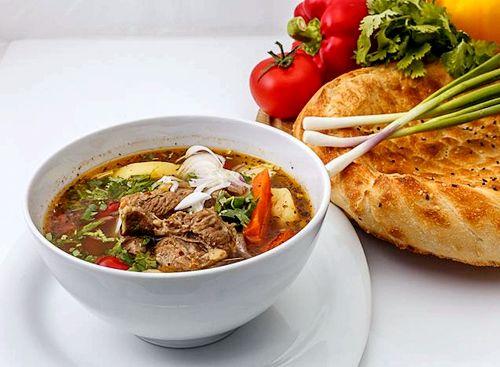 Суп харчо из свинины рецепт приготовления в домашних условиях