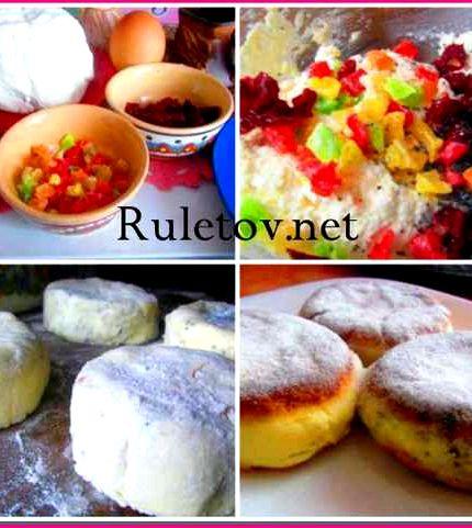 Сырники из творога рецепт классический с фото пошагово