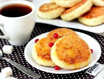 Сырники из творога рецепт с манкой с фото